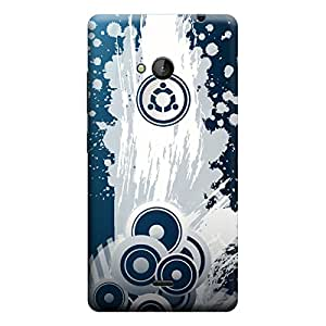 iCover Premium Printed Mobile Back Case Cover With Full protection For Microsoft Lumia 535 (Designer Case)