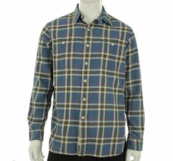 Ralph Lauren Plaid Long Sleeve Shirt Light Blue L