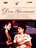 Mozart - Don Giovanni / Gilfry, Polgar, Bartoli, Rey, Nikiteanu, Salminen, Widmer, Harnoncourt, Zurich Opera