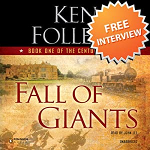 Ken Follett & John Lee Talk About Fall of Giants | [Ken Follett, John Lee]