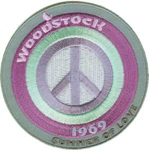 Application Woodstock Peace Patch