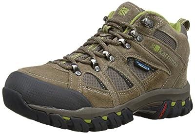 Karrimor Bodmin Mid IV Weathertite, Women High Rise Hiking Shoes