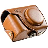 O.N.E OC-P6000Y Camera Case for Nikon Coolpix P6000 - Brown
