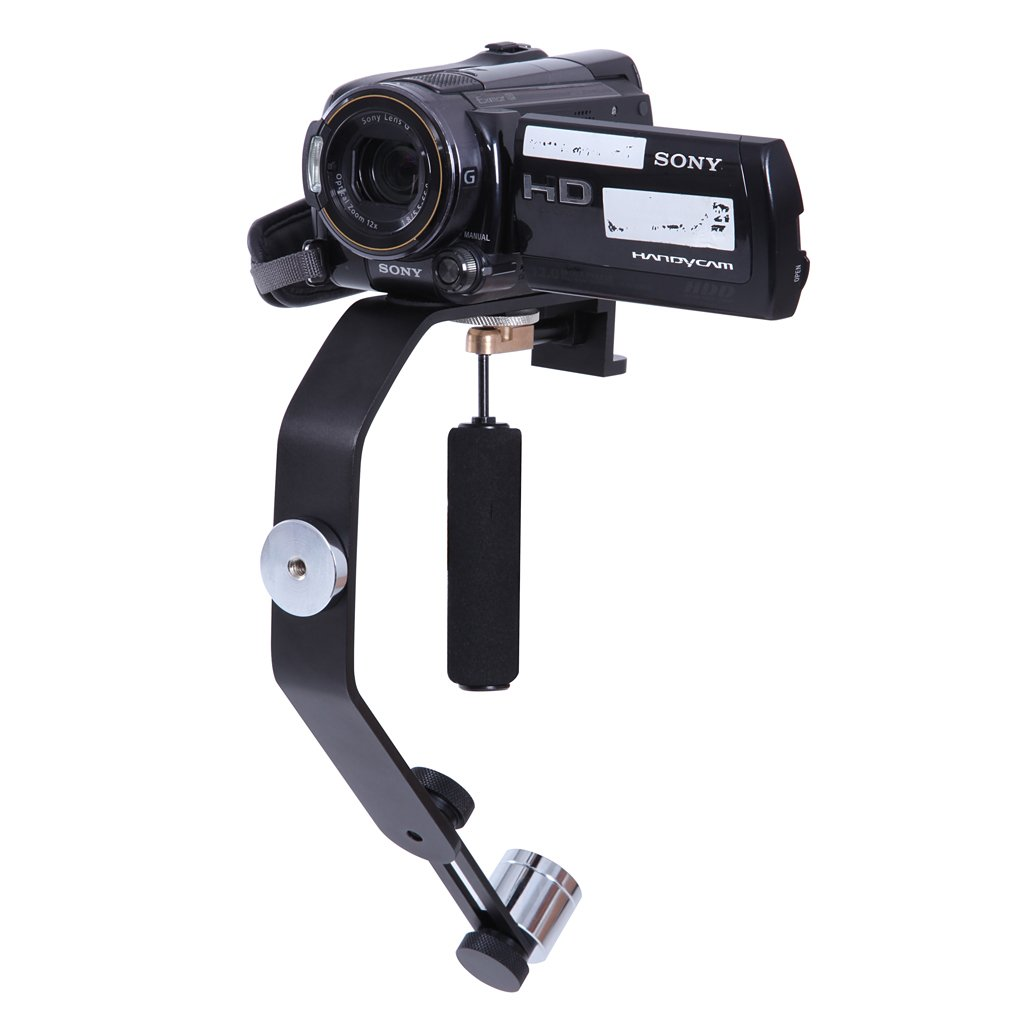 Hand Held Video Camera Stabilizer for Camcorders