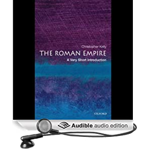 The Roman Empire: A Very Short Introduction (Unabridged)