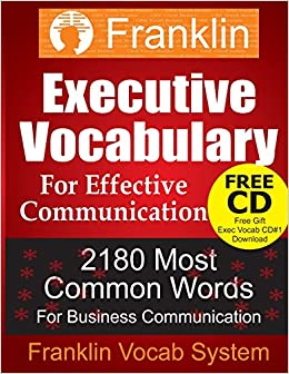 دانلود آموزش لغات انگلیسی Executive Vocabulary