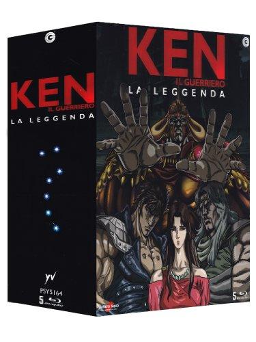 Ken Il Guerriero - La Leggenda (5 Blu-Ray) [Italian Edition]