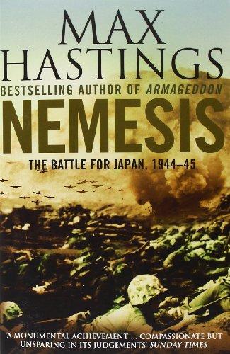 Nemesis: The Battle For Japan, 1944-45 PDF