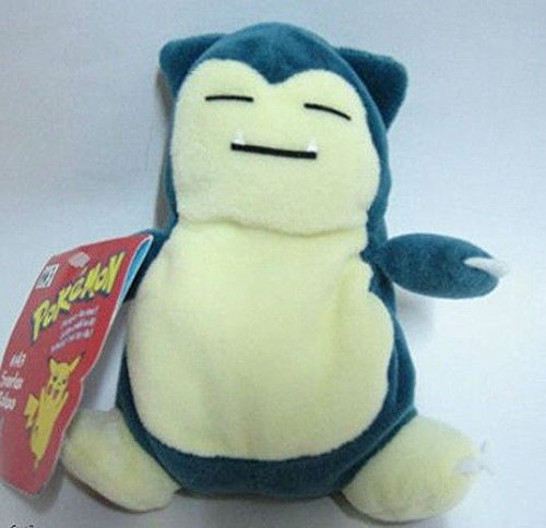 [pokemon plush doll soft toy #143 Snorlax pokedoll] (Snorlax Costume Dress)