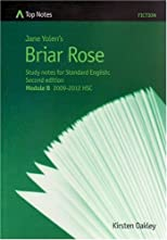 Jane Yolen's Briar Rose: Study Notes for Standard English Module B 2009-2012 HSC