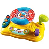 Around Town Baby Driver Soft, Fabric Wheel For Safe Play