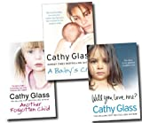 Cathy Glass Cathy Glass Collection 3 Books Set (Will you love me? The story of my adopted daughter Lucy, Another forgotten child, A Baby's Cry)