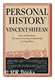 Personal History (112566231X) by Sheean, Vincent
