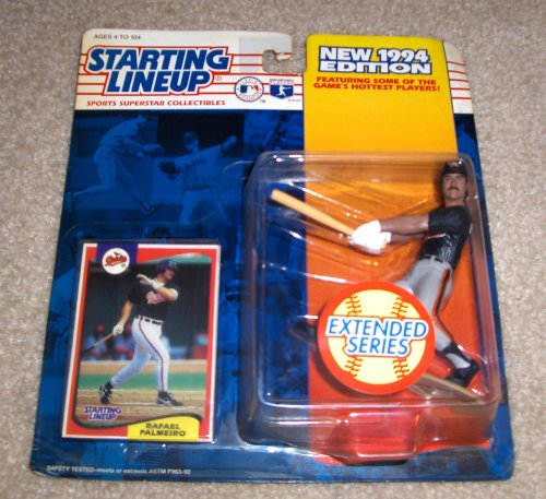 1994 Rafael Palmeiro MLB Extended Series Starting Lineup