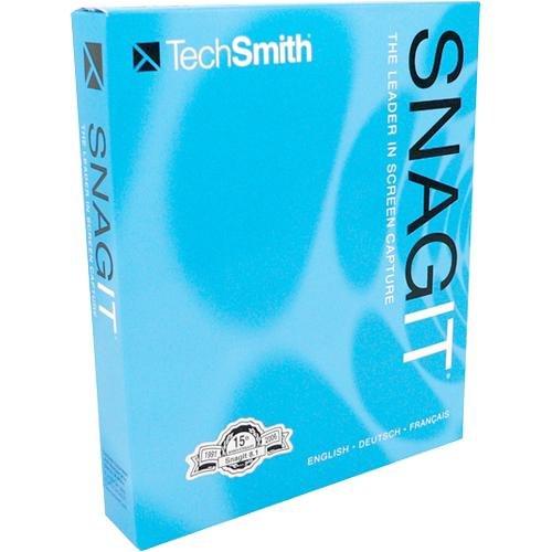 البرامج SnagIt 8.0.2 51pw3zckMJL._SS500_.jpg