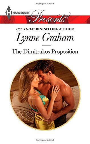 Image of The Dimitrakos Proposition (Harlequin Presents)