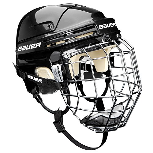 Bauer-4500-Hockey-Helmet-Combo-2014-X-Large-Black