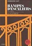 echange, troc André Capdefer - Ferronerie d'art : Rampes d'escaliers - 23 modèles