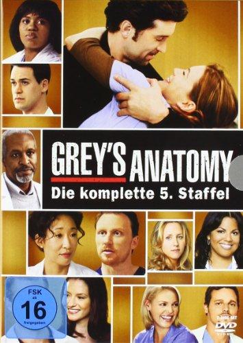 Grey's Anatomy: Die jungen Ärzte
