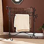 SEI Iron Blanket Rack