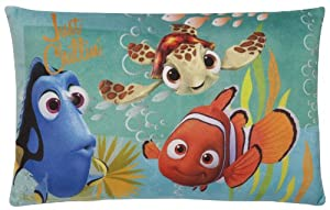 Disney Finding Nemo and Friends Rectangular Printed Cushion