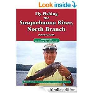 Fly fishing the susquehanna river north for Best trout fishing in pa
