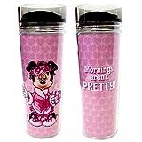 Disney Minnie Mouse Mornings Travel Coffee Mug - Tumbler