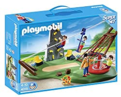 PLAYMOBIL SuperSet Activity Playground