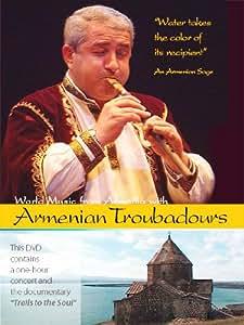 World Music From Armenia With Armenian Troubadours