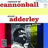 Portrait of Cannonball Adderley