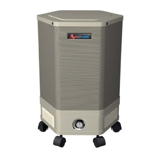 Image of Amaircare 3000 HEPA Air Filter Sandstone (B002AMERY6)