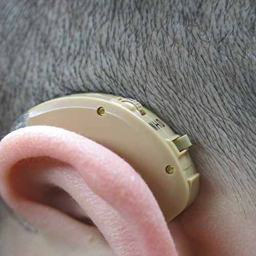 MEDca Micro Hearing Amplifier with Digital Sound Amplification