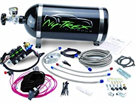 DEI 110028 Triple-Threat EFI Wet Nitrous System for Camaro V6