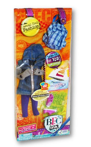 B.F.C. Ink Fashion Doll Clothes and Accessories ~ Casual Cool Fashion - 1