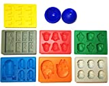 Machilles Set of 8 Star Wars Silicone Mold