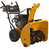 Poulan Pro PR627ES 27-Inch 208cc LCT Gas Powered Two-Stage Snow Thrower With Electric Start 961920038