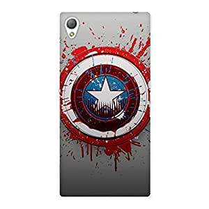 Cute Bloodsheilds Back Case Cover for Sony Xperia Z3