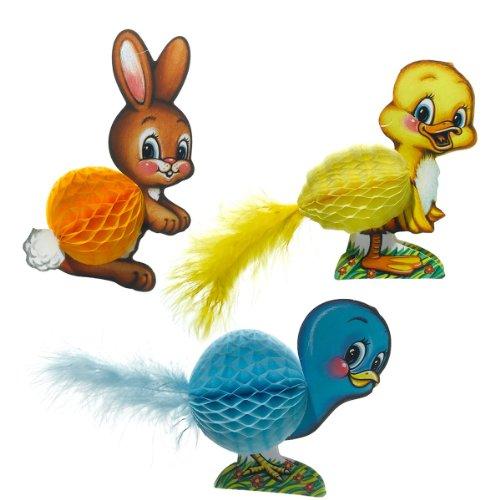 Easter Playmates   (3/Pkg)