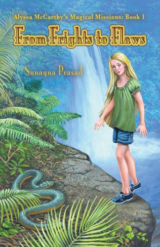 Alyssa McCarthy's Magical Missions: Book 1 by Sunayna Prasad ebook deal