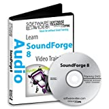Software Video Learn Sound Forge 8 Training DVD Sale 60% Off training video tutorials DVD- Over 5 Hours of Video Training
