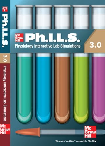 Ph.I.L.S. (Physiology Interactive Lab Simulations) 3.0 24...