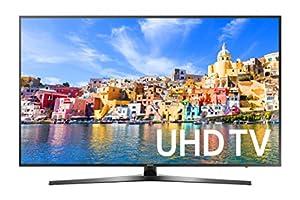 Samsung UN43KU7000 43-Inch 4K Ultra HD Smart LED TV (2016 Model)