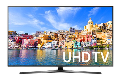 Samsung UN40KU7000 40-Inch 4K Ultra HD Smart LED TV (2016 Model)