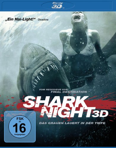 Shark Night 3D [Alemania] [Blu-ray]