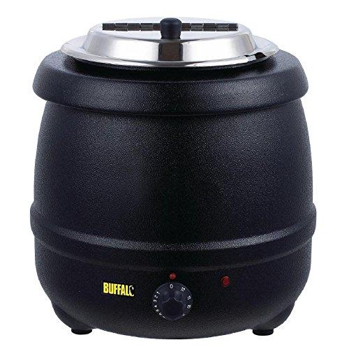 buffalo-black-soup-kettle-10l-stainless-steel-electric-jug-mulled-wine-warmer