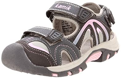 kamik waterway hk4032 unisex kinder sandalen outdoor sandalen schuhe handtaschen. Black Bedroom Furniture Sets. Home Design Ideas