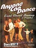 Anyone Can Dance East Coast Swing (Triple)