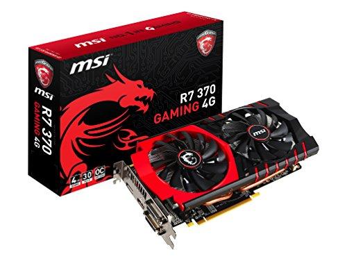 MSI R7 370 GAMING 4G Graphics Card