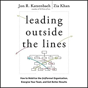 Leading Outside the Lines Audiobook