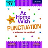 At Home with Punctuation (7-9)by Sarah Lindsay